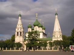 Россия. Ярославль. Церковь Ильи Пророка